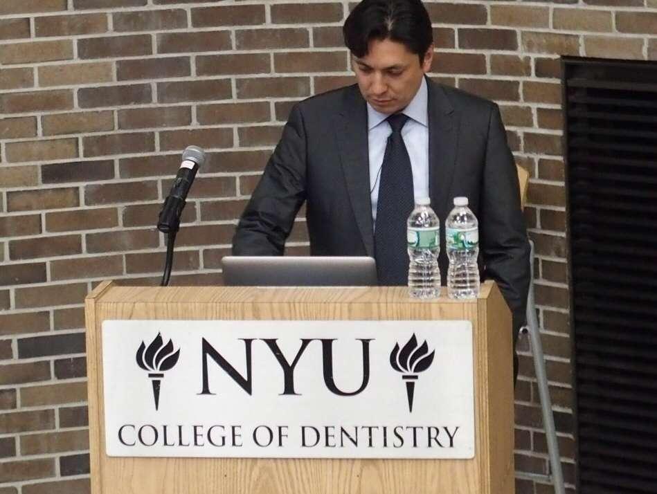 Hemos logrado colocar implantes dentales a un paciente con la enfermedad de los Huesos de Cristal