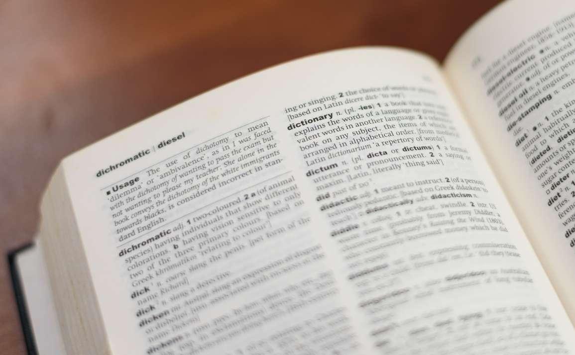 Los mejores diccionarios dentales