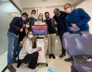 Escáner intraoral y Naturdent